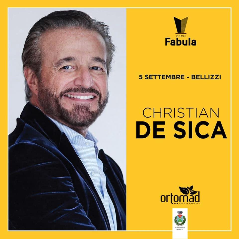 Christian De Sica - Fabula 2021