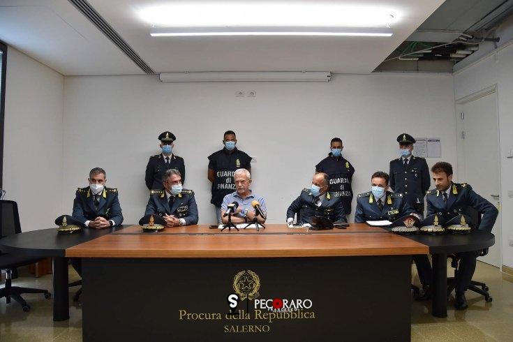 Anfetamine e hashish, traffico internazionale al porto di Salerno: 2 arresti - aSalerno.it