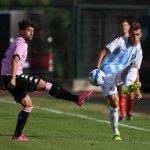 Palermo salernitana amichevole precampionato 2021 2022