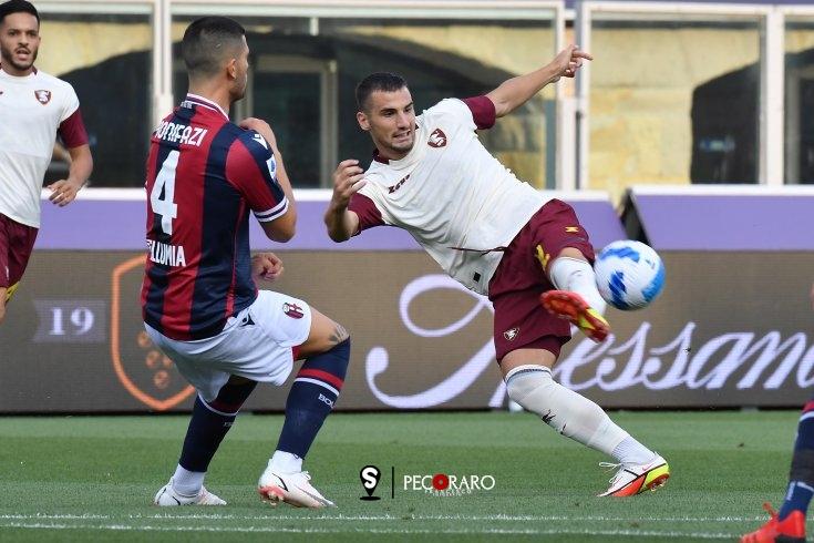 Salernitana in rosso, ma è 0 a 0 a Bologna (pt) - aSalerno.it
