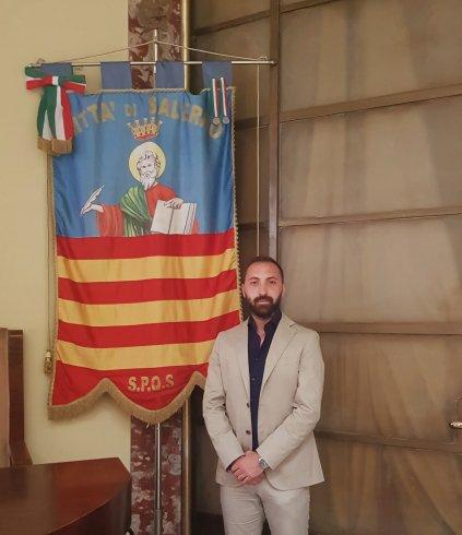 Stefano Squitieri in corsa per il Consiglio Comunale di Salerno - aSalerno.it