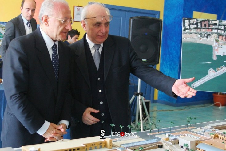 Addio al progettista del Polo Nautico, si è spento l'ingegner Ilardi - aSalerno.it