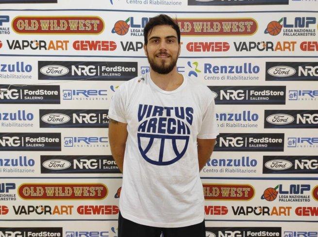 Virtus Arechi, Andrea Valentini è il nuovo capitano - aSalerno.it