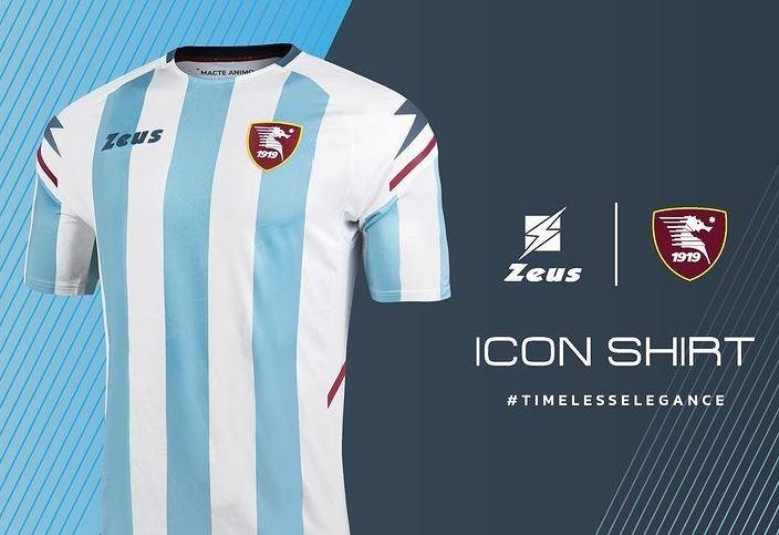 Con l'icon shirt la Salernitana completa la presentazione delle divise - aSalerno.it