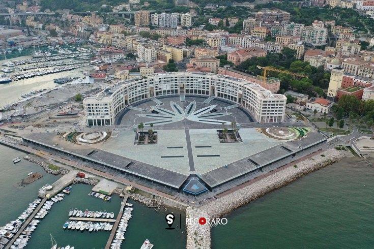 Piazza della Libertà è pronta, domani l'inaugurazione - aSalerno.it