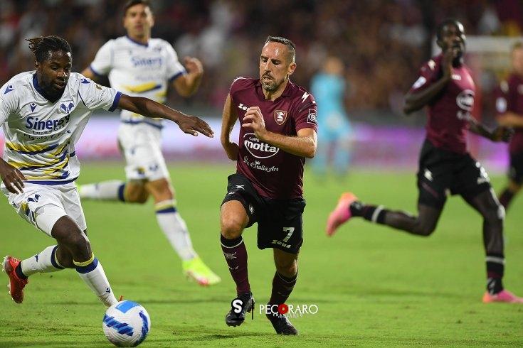 Convocati contro il Genoa: c'è Ribery - aSalerno.it