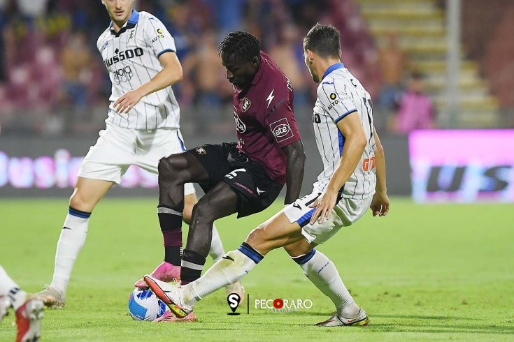 Salernitana in palla, stoppata l'Atalanta (0-0 pt) - aSalerno.it