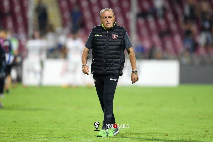 """Salernitana, Castori: """"Sconfitta immeritata, ma ho ritrovato la mia squadra"""" - aSalerno.it"""