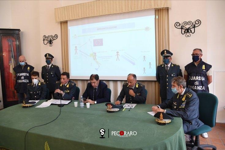Cocaina al porto di Salerno dal Sud America: 18 arresti, 37 persone indagate – VIDEO - aSalerno.it