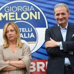 15 09 2021 Salerno Giorgia Meloni a Salerno.