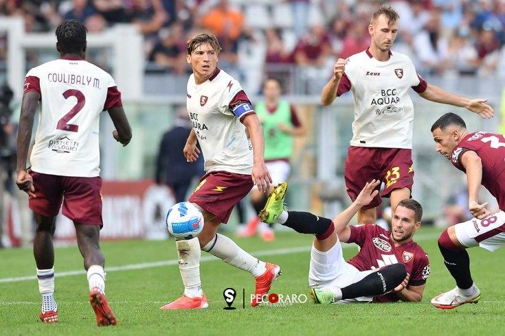 Sassuolo-Salernitana, formazioni ufficiali: c'è Di Tacchio - aSalerno.it