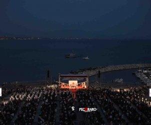 SAL - 21 09 2021 Salerno Pzza della libertà. Messa San Matteo. Foto Tanopress