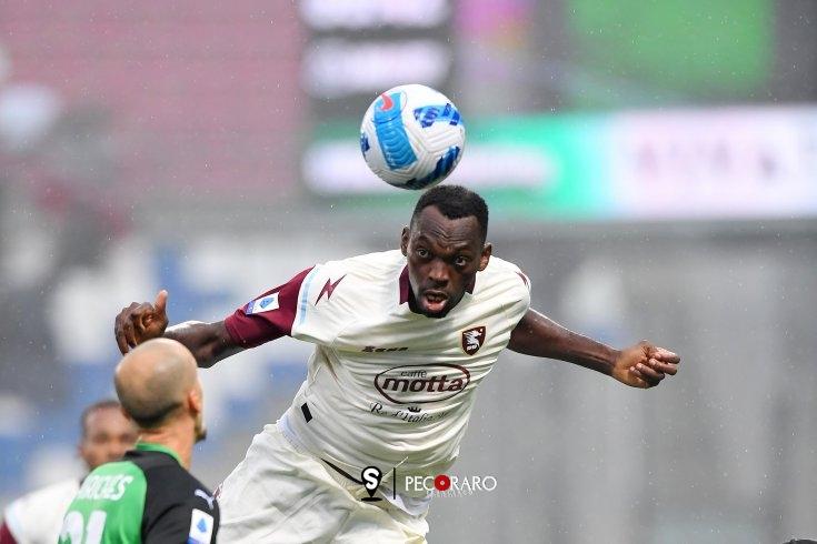 Salernitana punita da Berardi, 1 a 0 Sassuolo - aSalerno.it