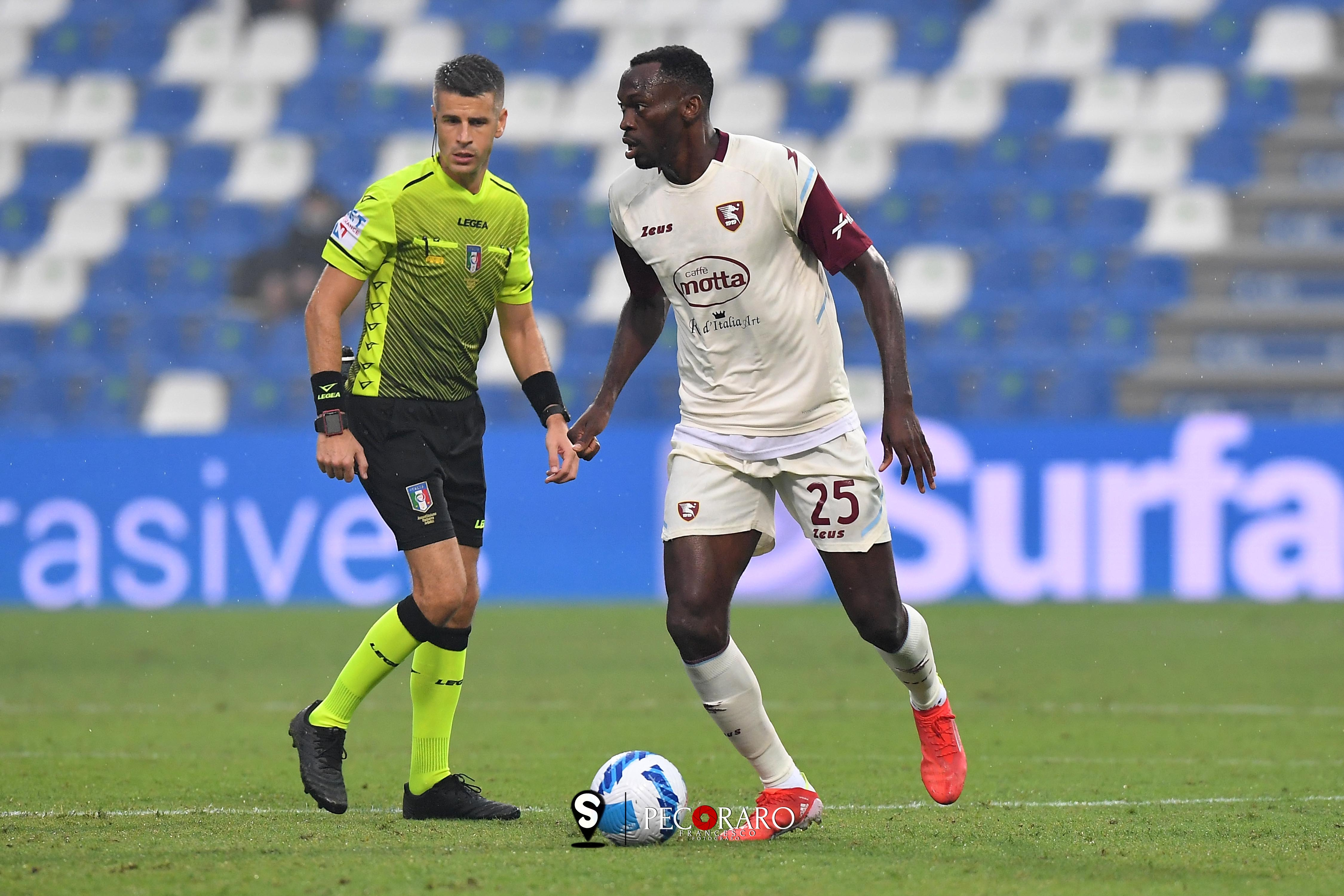 Sal - 26 settembre 2021 Sassuolo - Salernitana campionato serie A 2021/2022