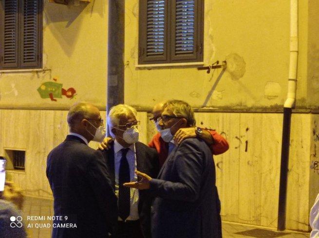 """De Maio, apertura della campagna elettorale: """"Obiettivo continuare la rivoluzione urbanistica"""" - aSalerno.it"""