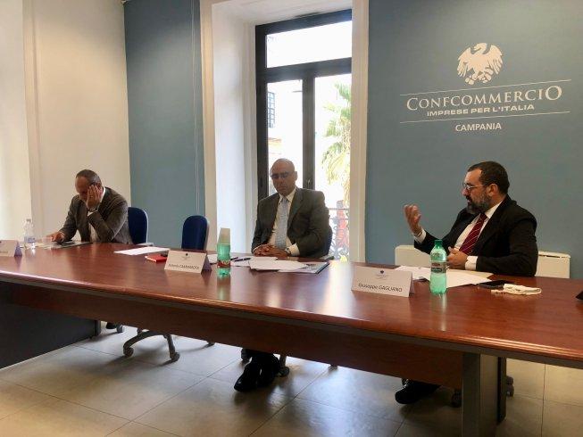 Elezioni, Confcommercio presenta ai candidati le proposte delle imprese per il rilancio della città - aSalerno.it