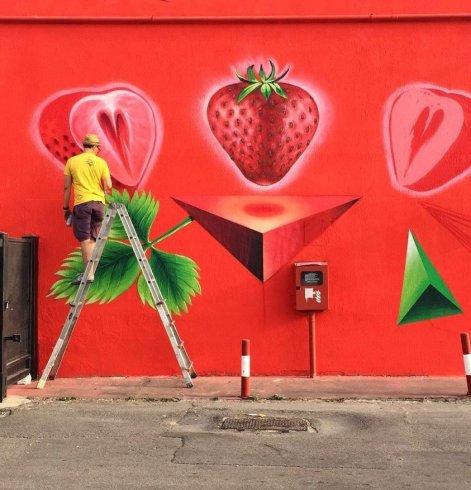 Battipaglia, street art per valorizzare lo spazio pubblico - aSalerno.it