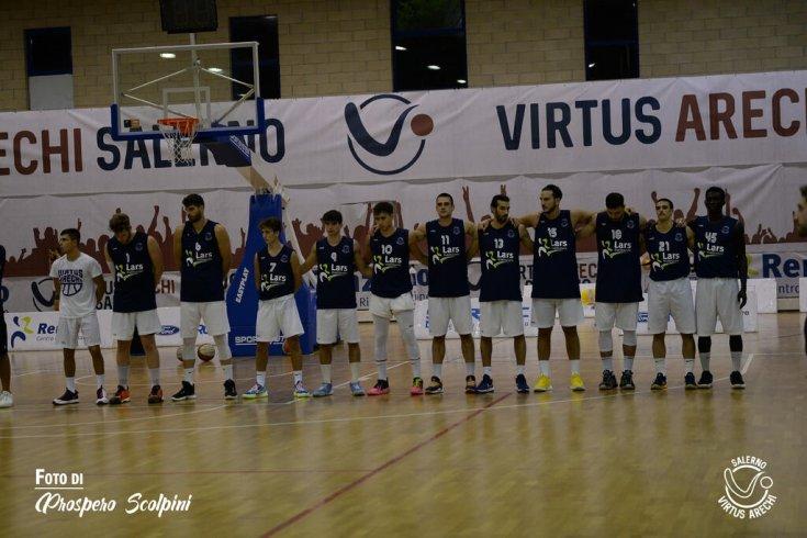 Ko ad Agrigento, Virtus cade nel finale - aSalerno.it