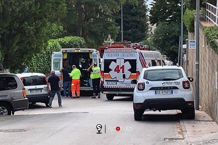 Esplosione con fuga di gas a Salerno, feriti operai a lavoro – FOTO - aSalerno.it