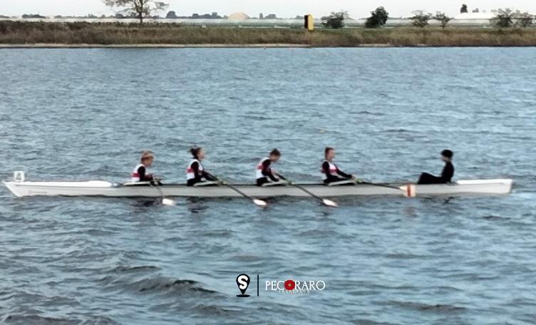 Equipaggio quattro femminile