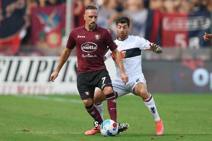 Salernitana e Genoa, meglio non rischiare (0-0 pt) - aSalerno.it