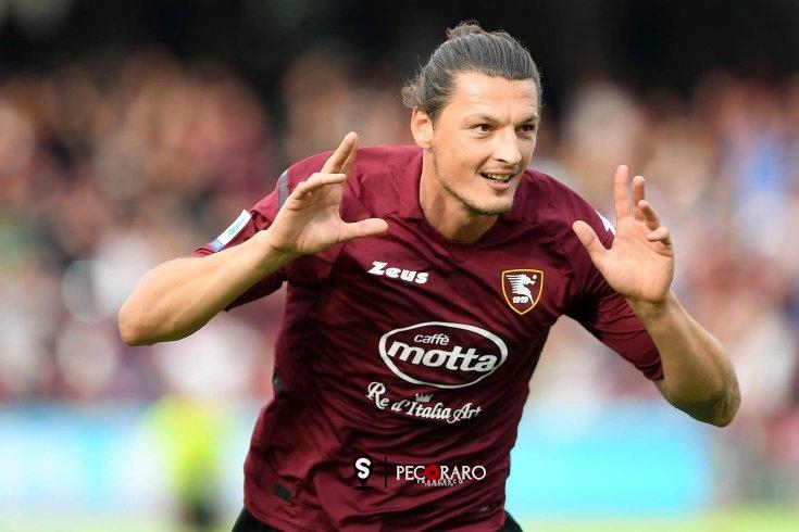 Salernitana, il primo successo è griffato Djuric: Genoa ko (1-0) - aSalerno.it