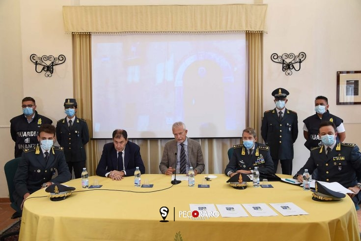 Sequestrati beni per 7 milioni all'imprenditore nocerino Giovanni Citarella - aSalerno.it
