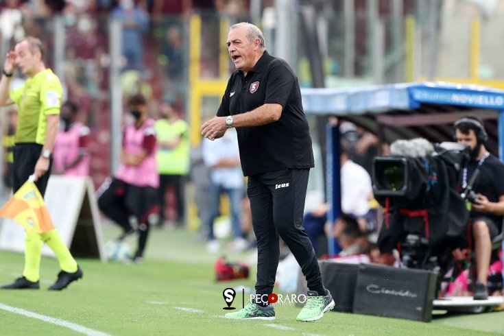 "Salernitana, Castori: ""Successo importantissimo"" - aSalerno.it"